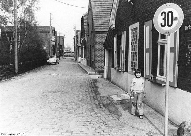 Dorfstrasse_um1979