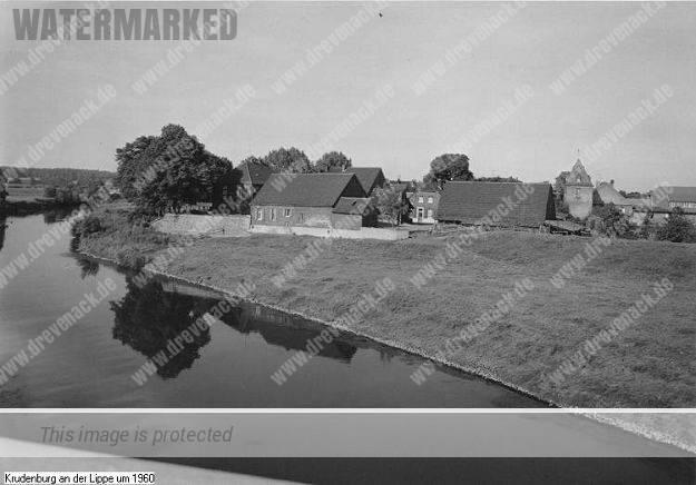 Krudenburg_an_der_Lippe_um_1960