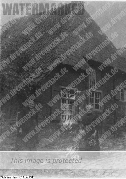 Schniers_Haus_1614_bis_1945